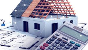 Определение стоимости строительных работ